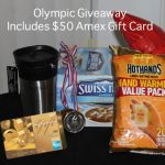Olympics Adventure Kit and $50 Amex Giveaway : (Ends 1/24)