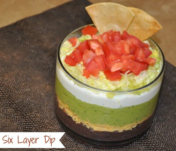 Six Layer Dip1
