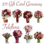 Teleflora Valentine's Day $75 Gift Card Giveaway : (Ends 2/10)