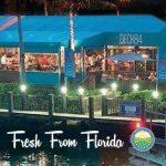Fresh From Florida Menu at Deck84