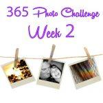 365 Photo Challenge : Week 2