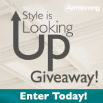 Win a $2500 Room Makeover : Armstrong Residential Ceilings