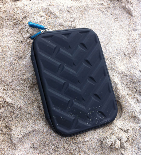 kindle-case-beach