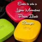 Lepow Moonstone 6000 Power Bank Charger Giveaway : (Ends 3/5)
