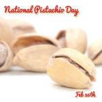 Happy National Pistachio Day