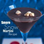 S'more Snow Martini Recipe