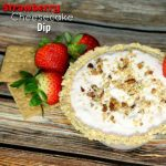 Strawberry Cheesecake Dip Recipe