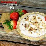 Strawberry Cheesecake Dip Recipe