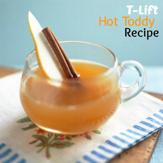 Terrific T-Lift Hot Toddy Recipe