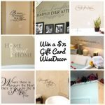 Say What You Mean WiseDecor $75 Gift Card Giveaway : (Ends 2/22)