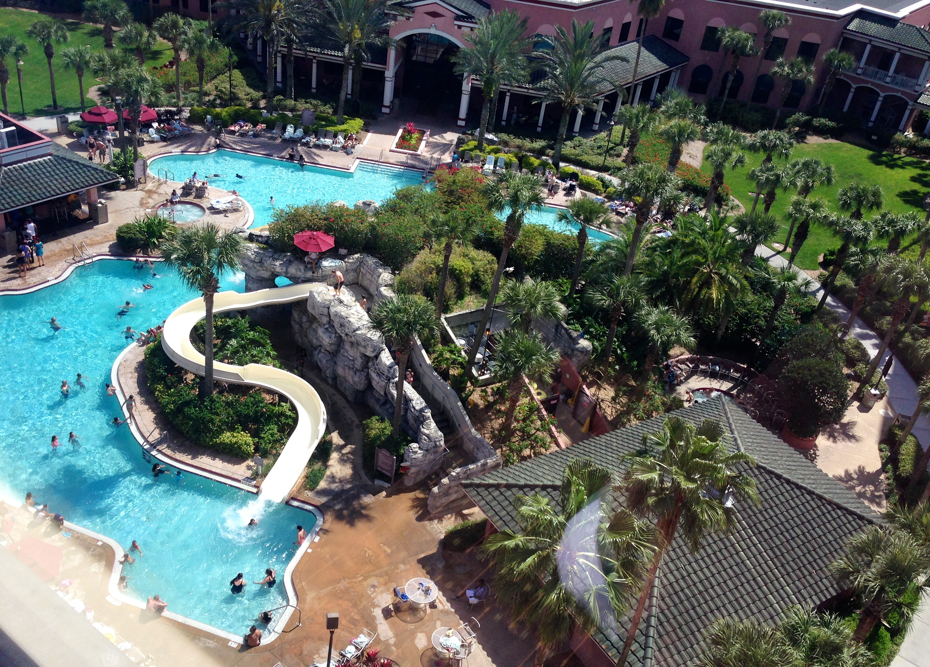 Our Stay at the Caribe Royale in Orlando