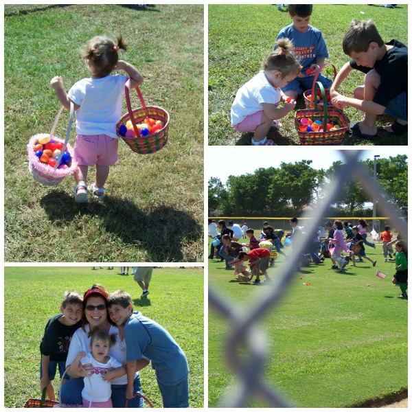 Easter Egg Hunt 2007