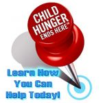 Child Hunger Ends Here with a Code, Click, Photo and More!