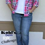 Casual Look with Kohl's Rock & Republic Jeans