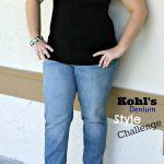 Dress it Up with Kohl's Rock & Republic Jeans