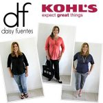 Spring Fever : daisy fuentes at Kohl's