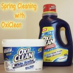 OxiClean and Spring Cleaning Tips We Might Otherwise Forget