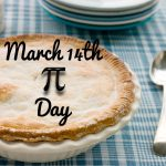 A Rainbow of Pies : Pi Day March 14th