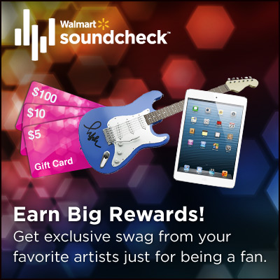 Win Prizes With Walmart Soundcheck
