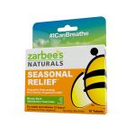 Natural Relief for Seasonal Congestion : Zarbee's