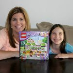 Encouraging Creative Thinking with LEGO® Friends with My Daughter