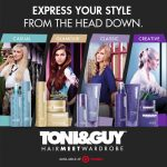 Toni & Guy® Hair Meet Wardrobe™ Hair Care @Target