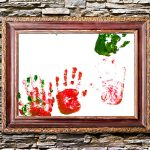 How to Frame a Child's Artwork