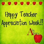 In Honor of Teacher Appreciation Day : My Highschool Memories