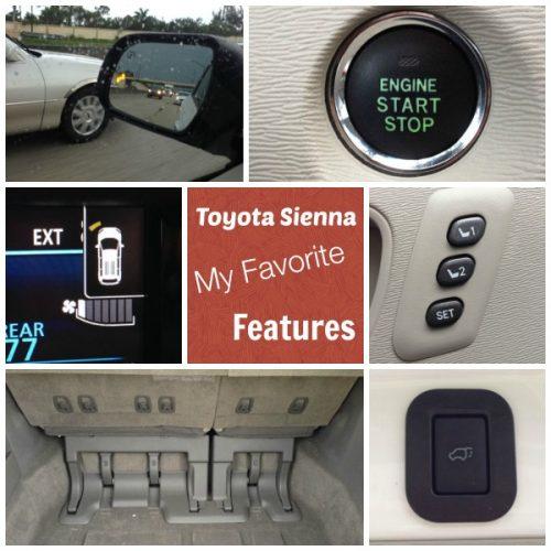 Sienna-Features