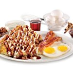 Denny's Diners and Monthly Features : Sticky Bun French Toast