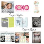 Get Your Baby Shower and Birth Announcements at Basic Invite