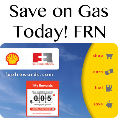 Save on Gas Today with the Fuel Rewards Network