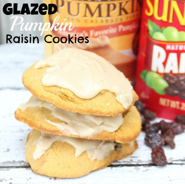 glazed-pumpkin-cookies