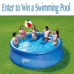 Backyard Ocean Contest and Swimming Pool Giveaway : (Ends 7/10)