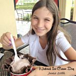 Celebrate National Ice Cream Day at Cold Stone Creamery