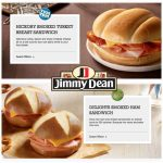 Not Just For Breakfast Anymore : Jimmy Dean