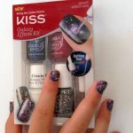 Kiss Galaxy Effect Kit for your Nails