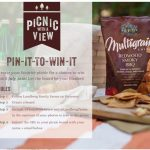 Win a Basketfull of Picnic Goodies #PicnicWithaView