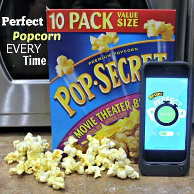 No More Burnt Popcorn the Secret is Out!