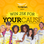 Learn How To Win 25K For Your Cause!