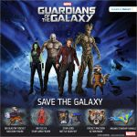 Save the Galaxy with Guardians of the Galaxy