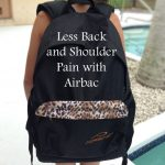 No More Aching Shoulders and Back with Airbac Backpacks