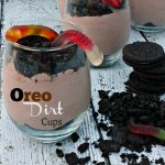 Oreo Dirt Cups Recipe