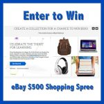 #BackToSchool Shopping and a Chance to win a $500 Shopping Spree