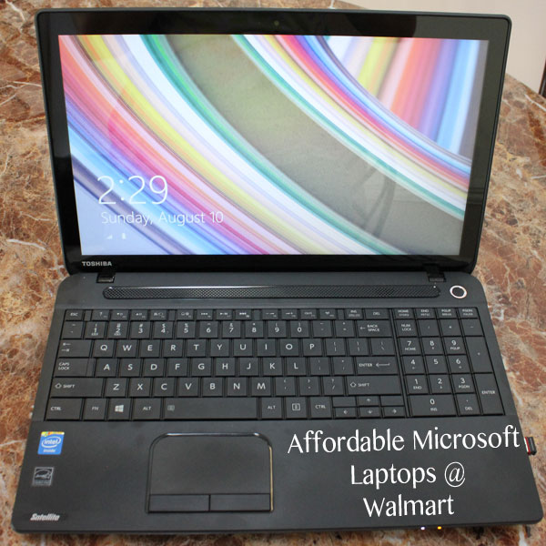 Back To School Tech Shopping and $500 Walmart Gift Card Giveaway