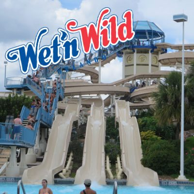 Enjoy the Last Days of Summer at Wet 'n Wild