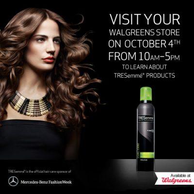 Get Runway Ready Hair with TRESemmé