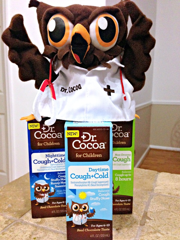 Dr. Cocoa Giveaway