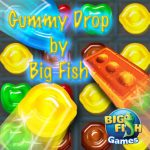 Gummy Drop App Review from Big Fish Games & iPad Mini Giveaway Ends 9/21