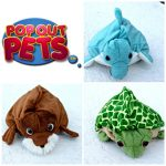 Support Charity with These Adorable Pop Out Pets